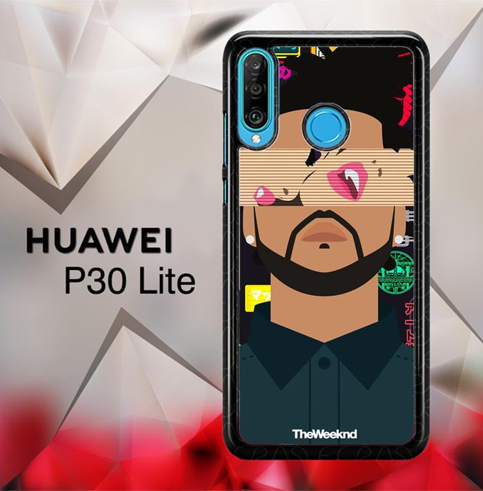 The Weeknd Xo Wallpaper Y0841 Huawei P30 Lite Case Christmas Gifts Xmas Presents And Gift Ideas