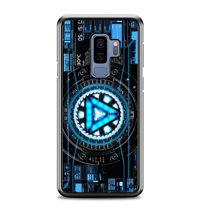 stark industries iron man Y0946 Samsung Galaxy S9 Plus Case