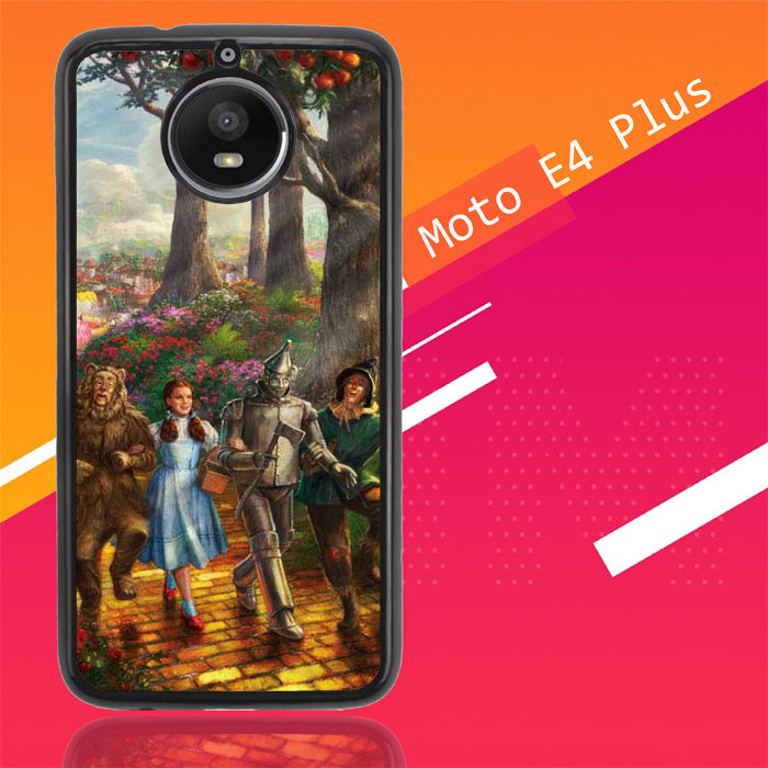 Wizard Of Oz Wallpaper Y0973 Motorola Moto E4 Plus Case Christmas Gifts | Xmas Presents and Gift Ideas-Motorola Moto E4 Plus-Recovery Case