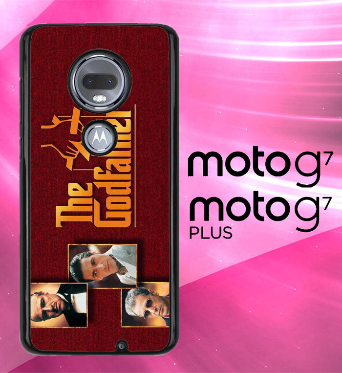 The Godfather Y1253 Motorola Moto G7 G7 Plus Case Christmas Gifts Xmas Presents And Gift Ideas