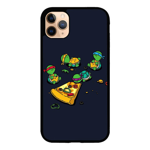 Cute Teenage Mutant Ninja Turtles Y1284 iPhone 11 Pro Max Case