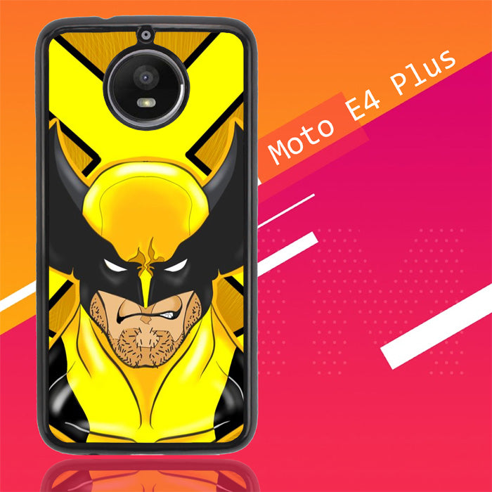 Wolverine Logo Y1301 Motorola Moto E4 Plus Case Christmas Gifts | Xmas Presents and Gift Ideas-Motorola Moto E4 Plus-Recovery Case