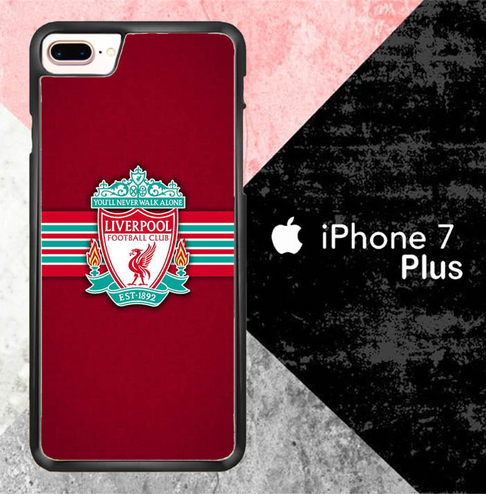 liverpool W0008 iPhone 7 Plus Case New Year Gifts 2020-iPhone 7 Plus Cases-Recovery Case