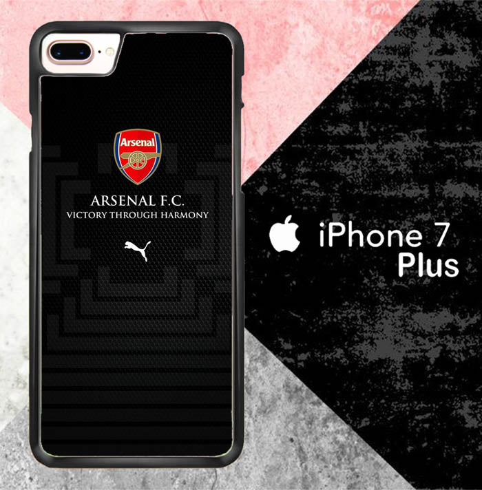 Arsenal W0010 iPhone 7 Plus Case New Year Gifts 2020-iPhone 7 Plus Cases-Recovery Case