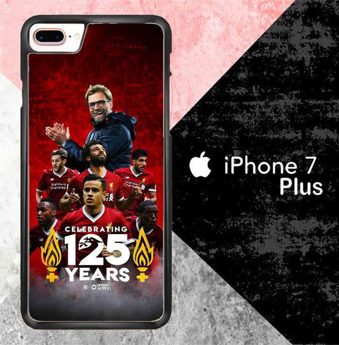 liverpool W0014 iPhone 7 Plus Case New Year Gifts 2020-iPhone 7 Plus Cases-Recovery Case