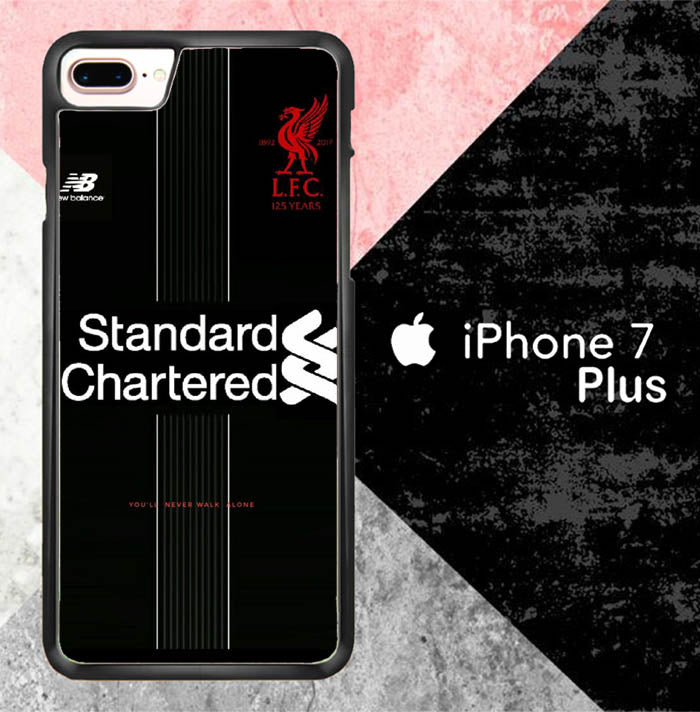 Liverpool FC W0024 iPhone 7 Plus Case New Year Gifts 2020-iPhone 7 Plus Cases-Recovery Case