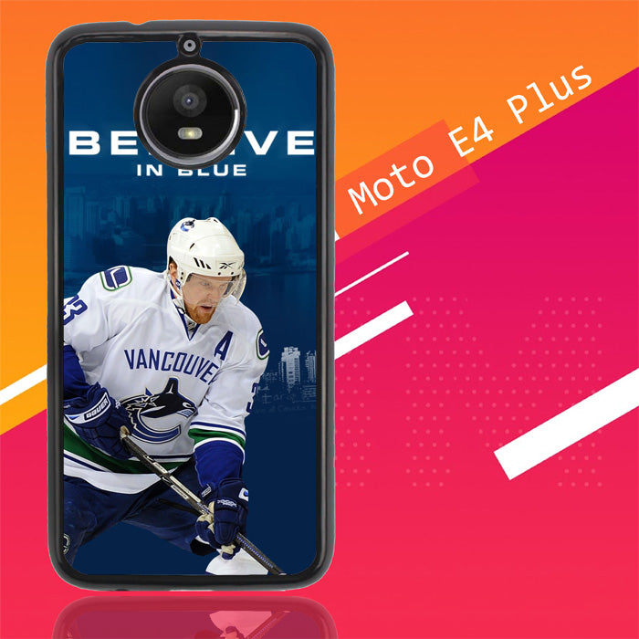 Vancouver Canucks W3233 Motorola Moto E4 Plus Case Christmas Gifts | Xmas Presents and Gift Ideas-Motorola Moto E4 Plus-Recovery Case