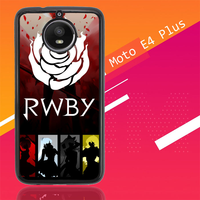 Rwby W3372 Motorola Moto E4 Plus Case New Year Gifts 2020-Motorola Moto E4 Plus-Recovery Case