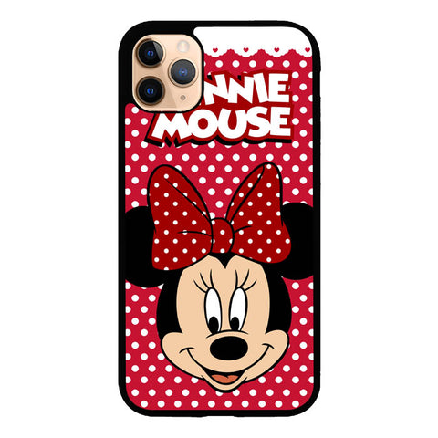 minnie mouse W3745 iPhone 11 Pro Max Case