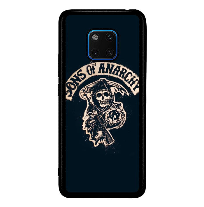 Sons Of Anarchy Skull W4688 Huawei Mate 20 Pro Case