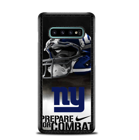 New York Giants W4889 Samsung Galaxy S10 Plus Cover Cases