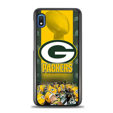 green bay packers W4896 Samsung Galaxy A10E Case