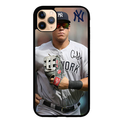 aaron judge NEW YORK W4977 iPhone 11 Pro Max Case