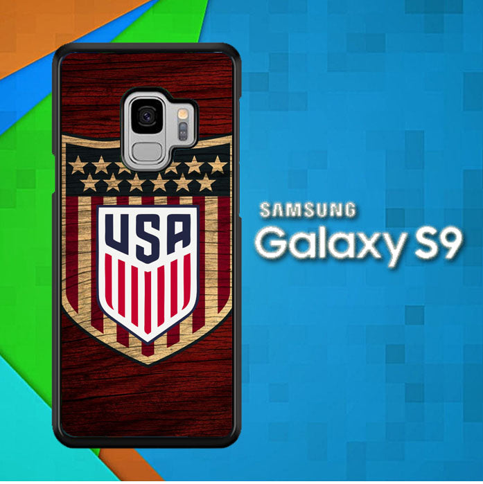 USA W5302 Samsung Galaxy S9 Case Christmas Gifts | Xmas Presents and Gift Ideas-Samsung Galaxy S9 Cases-Recovery Case