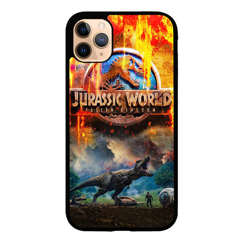 jurassic world fallen kingdom W5703 iPhone 11 Pro Max Case