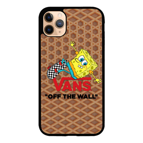 waffle sole vans W8683 iPhone 11 Pro Max Case