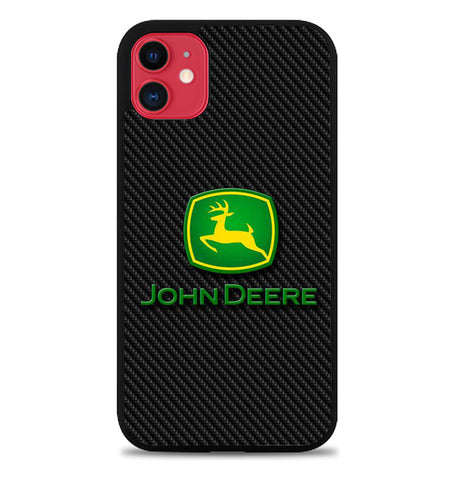 JOHN DEERE W8708 iPhone 11 Case