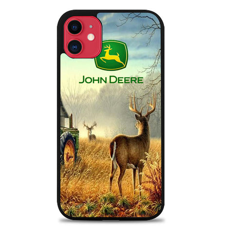 JOHN DEERE W8712 iPhone 11 Case