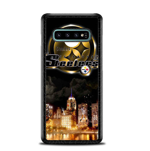 Pittsburgh Steelers W8866 Samsung Galaxy S10 Plus Cover Cases