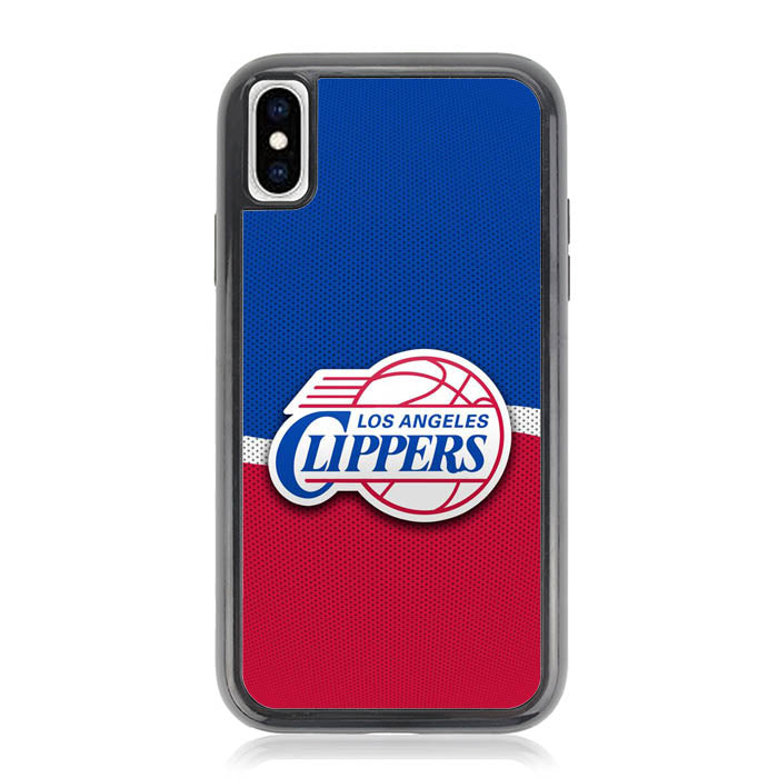 Los Angeles Clippers W8916 iPhone XS Max Case