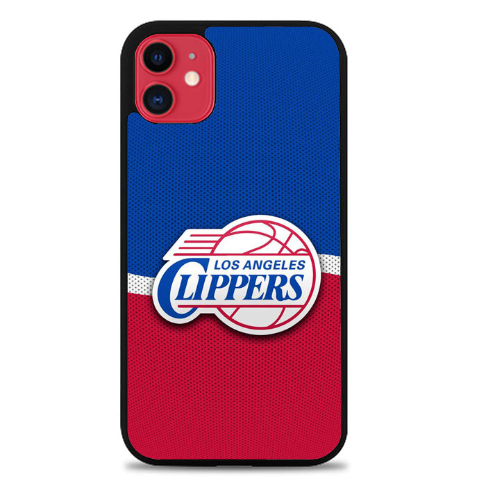 Los Angeles Clippers W8916 iPhone 11 Case