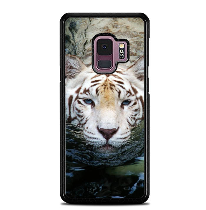 Baby Tiger white Y1522 Samsung Galaxy S9 Case