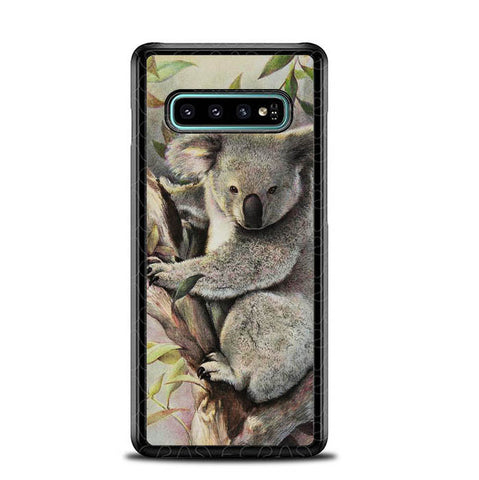 Koala Bear Painting Y1715 Samsung Galaxy S10 Plus Cover Cases