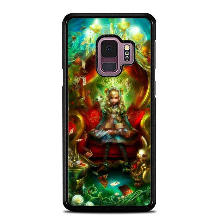 alice in wonderland ART Y1786 Samsung Galaxy S9 Case