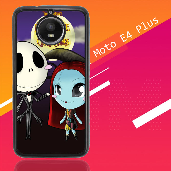 Nightmare Before Christmas Y1816 Motorola Moto E4 Plus Case New Year Gifts 2020-Motorola Moto E4 Plus-Recovery Case