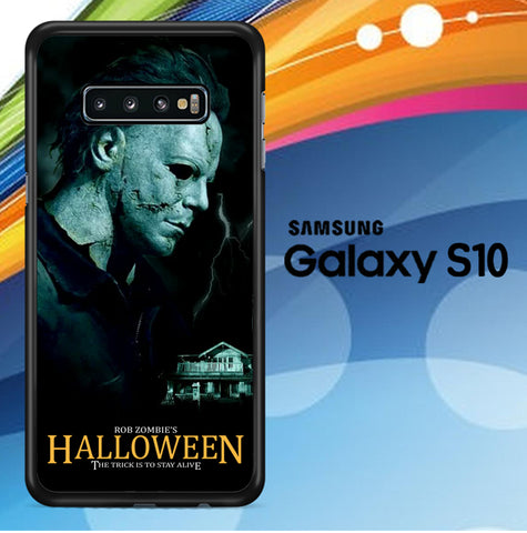 michael myers Y2264 Samsung Galaxy S10 Cover Cases