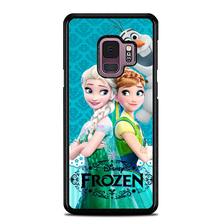 Frozen Y3048 Samsung Galaxy S9 Case