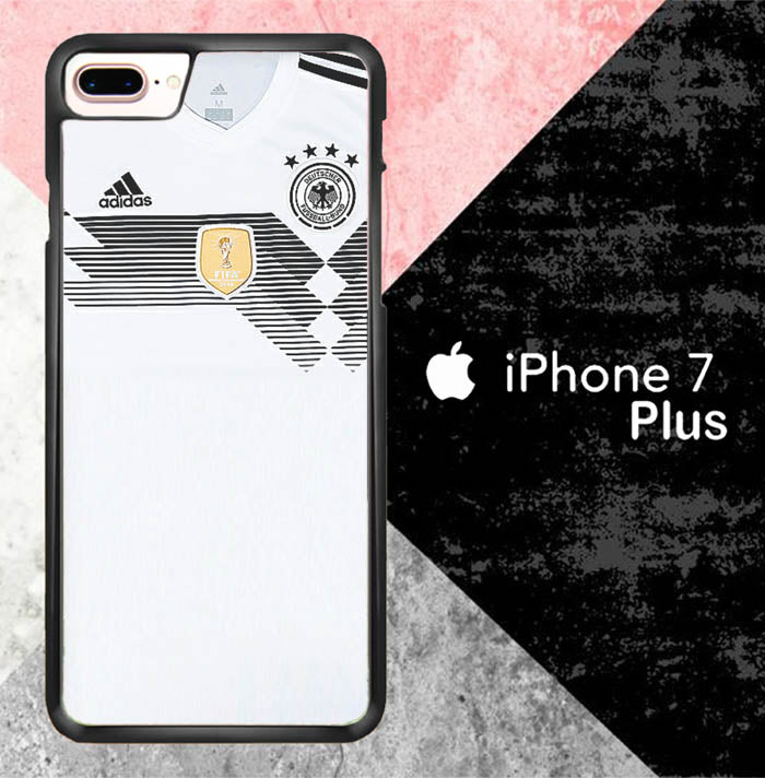Germany Home Kit Russia 2018 J0522 iPhone 7 Plus Case New Year Gifts 2020-iPhone 7 Plus Cases-Recovery Case
