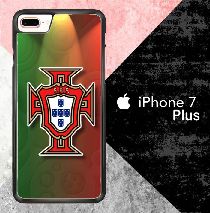 Portugal World Cup 2018 J0546 iPhone 7 Plus Case New Year Gifts 2020-iPhone 7 Plus Cases-Recovery Case