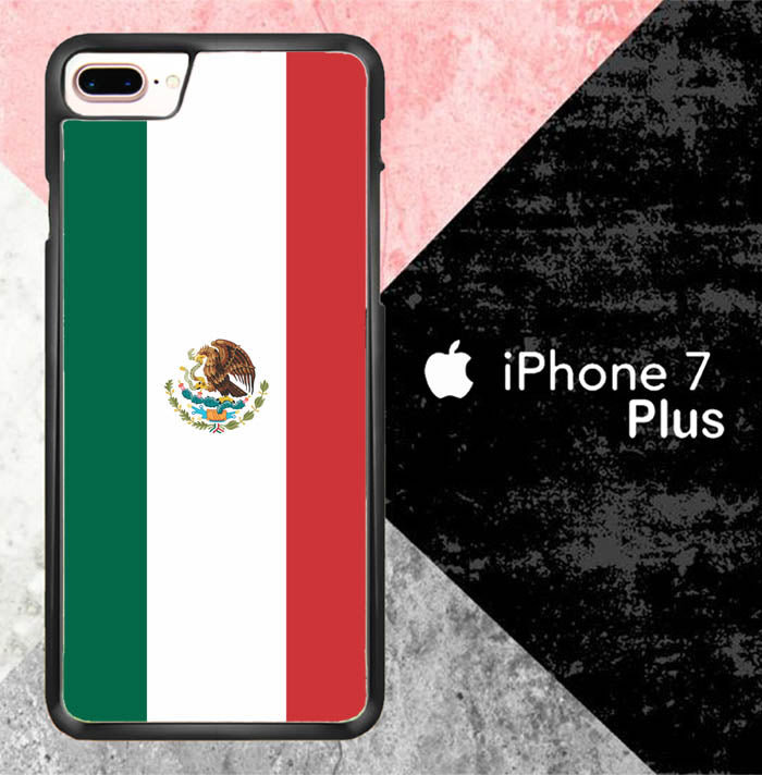 Mexico World Cup 2018 Participan J0554 iPhone 7 Plus Case New Year Gifts 2020-iPhone 7 Plus Cases-Recovery Case