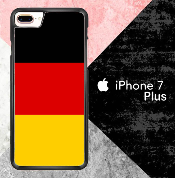 Germany World Cup Russia Participan J0558 iPhone 7 Plus Case New Year Gifts 2020-iPhone 7 Plus Cases-Recovery Case