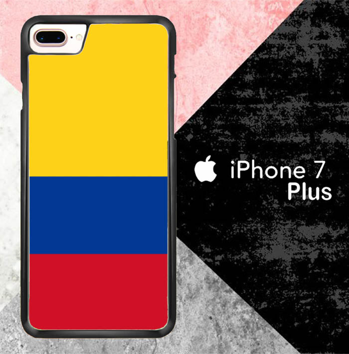 Colombia World Cup Participan J0560 iPhone 7 Plus Case New Year Gifts 2020-iPhone 7 Plus Cases-Recovery Case