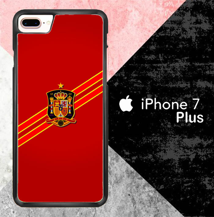 Spain World Cup J0584 iPhone 7 Plus Case New Year Gifts 2020-iPhone 7 Plus Cases-Recovery Case