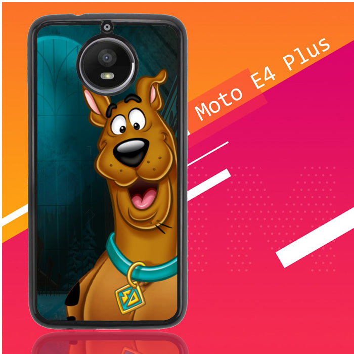 Scooby Doo C0016 Motorola Moto E4 Plus Case New Year Gifts 2020-Motorola Moto E4 Plus-Recovery Case