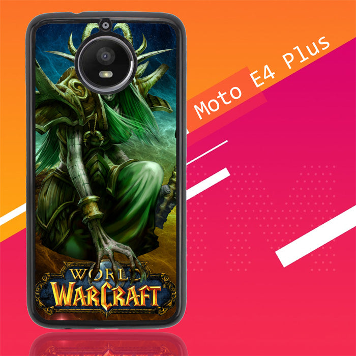 World Of Warcraft C0122 Motorola Moto E4 Plus Case Christmas Gifts | Xmas Presents and Gift Ideas-Motorola Moto E4 Plus-Recovery Case