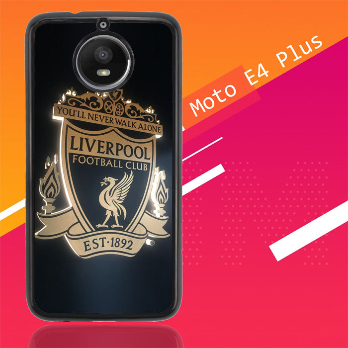 Liverpool Fc Club Badge E1340 Motorola Moto E4 Plus Case New Year Gifts 2020-Motorola Moto E4 Plus-Recovery Case