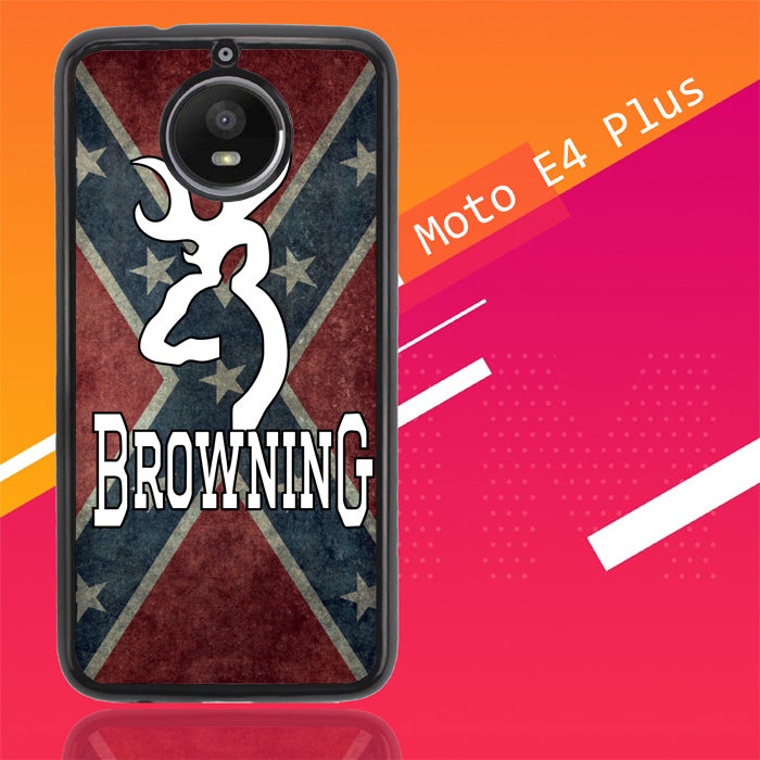 Browning Camo R0192 Motorola Moto E4 Plus Case New Year Gifts 2020-Motorola Moto E4 Plus-Recovery Case