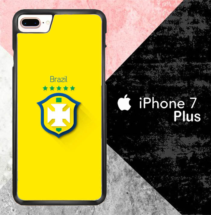 Brazil Wallpaper G0438 iPhone 7 Plus Case New Year Gifts 2020-iPhone 7 Plus Cases-Recovery Case