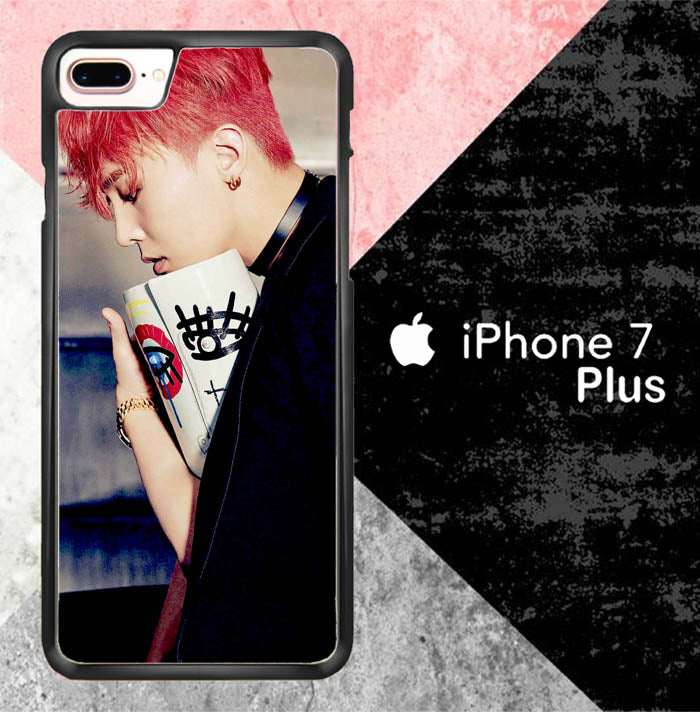 BIGBANG G-Dragon wallpapers G0449 iPhone 7 Plus Case New Year Gifts 2020-iPhone 7 Plus Cases-Recovery Case