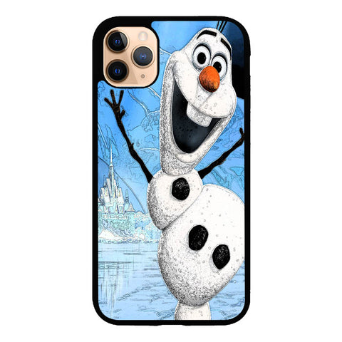 Snowman V0444 iPhone 11 Pro Max Case