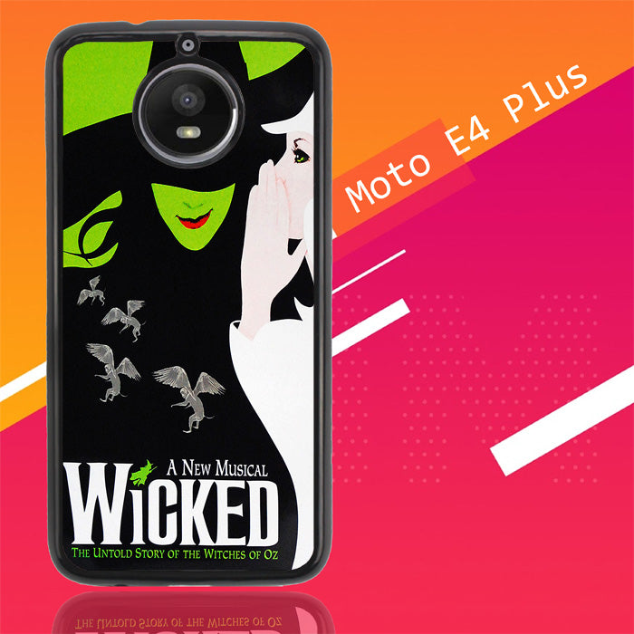 Wicked Musical V0519 Motorola Moto E4 Plus Case Christmas Gifts | Xmas Presents and Gift Ideas-Motorola Moto E4 Plus-Recovery Case