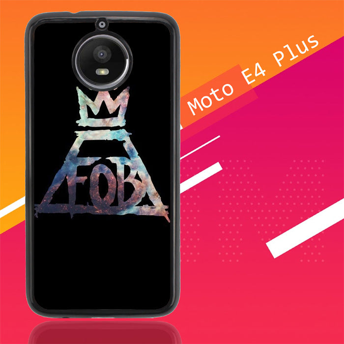 Fall Out Boy Band V0360 Motorola Moto E4 Plus Case New Year Gifts 2020-Motorola Moto E4 Plus-Recovery Case