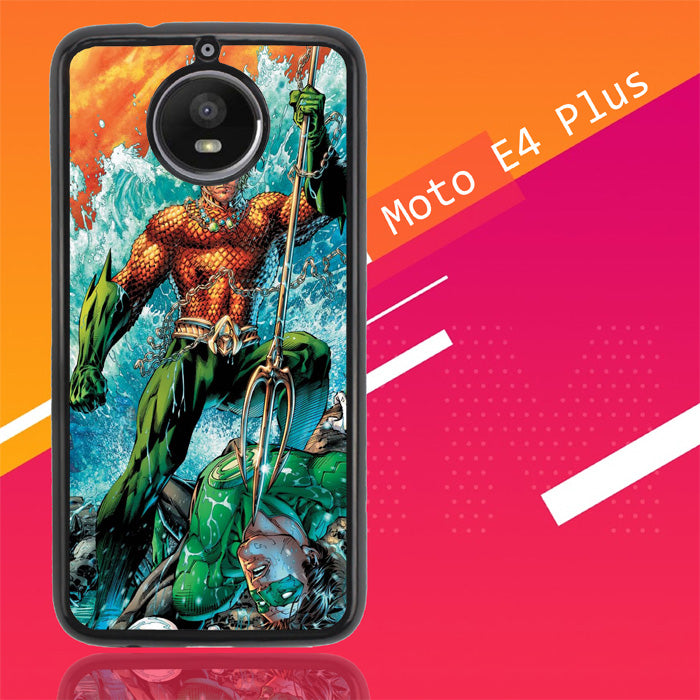 Aquaman V0053 Motorola Moto E4 Plus Case New Year Gifts 2020-Motorola Moto E4 Plus-Recovery Case