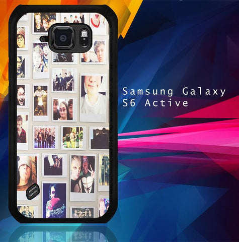 1 Direction Collae V0611 Samsung Galaxy S6 Active  Cover Cases