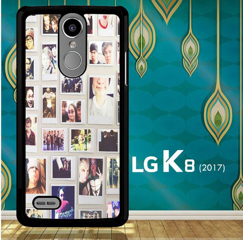 1 Direction Collae V0611 LG K8 2017 / LG Aristo / LG Risio 2 / LG Fortune / LG Phoenix 3  Cover Cases