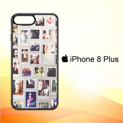 1 DIRECTION COLLAE V0611 iPhone 8 Plus Cover Cases